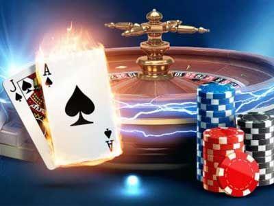 Modern online casinos are very popular.